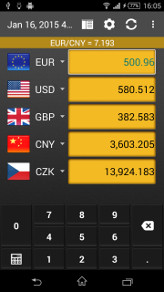 Currency Converter screenshot