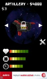 Space Attack 3D screenshot